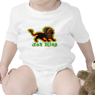 Rey de Jah Traje De Bebé