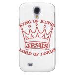 Rey de JESÚS de los salmones de reyes