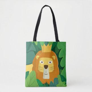 Rey de la bolsa de asas de la selva