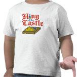 Rey de la camiseta del castillo