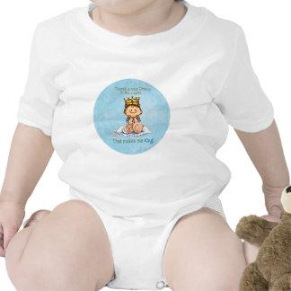 Rey de la casa - hermano mayor futuro camisetas