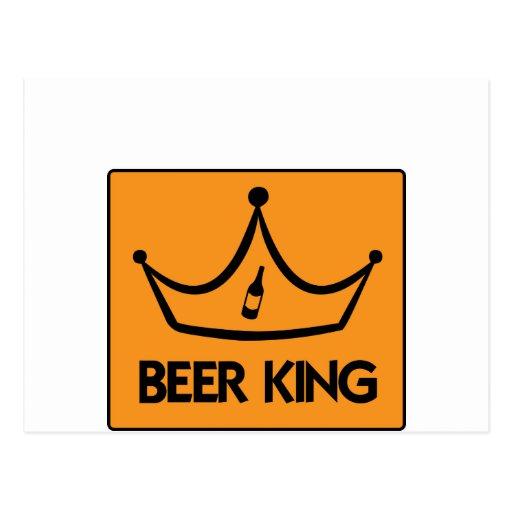 Rey de la cerveza postal