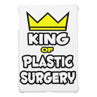 Rey de la cirugía plástica iPad mini protectores