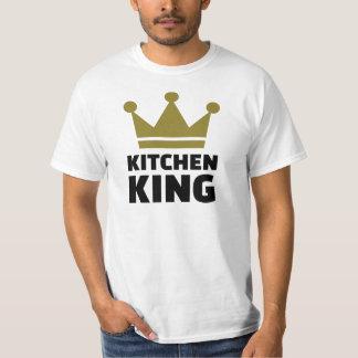 Rey de la cocina remera