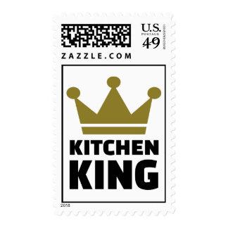 Rey de la cocina sellos