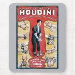 Rey de la esposas de Houdini Alfombrilla De Raton