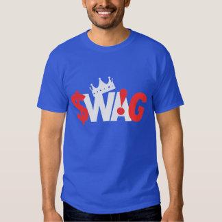 Rey de la gloria del Swag Polera