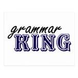 Rey de la gramática postal
