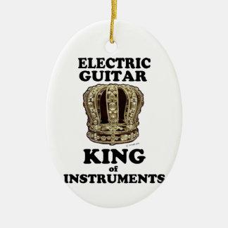 Rey de la guitarra eléctrica de instrumentos