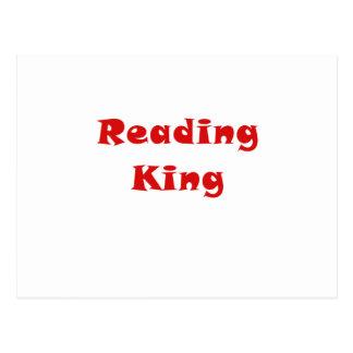 Rey de la lectura postal