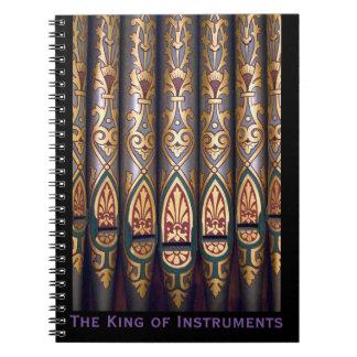 Rey de la libreta de los instrumentos