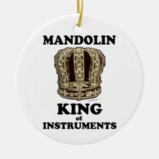 Rey de la mandolina de instrumentos