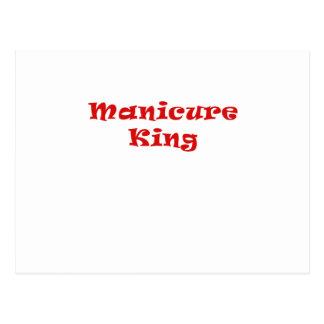 Rey de la manicura postales