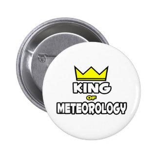 Rey de la meteorología pin