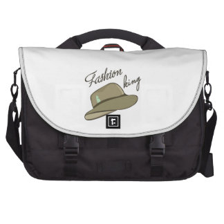 Rey de la moda bolsas para ordenador