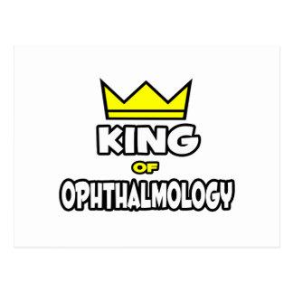 Rey de la oftalmología postales