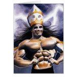Rey de la pagoda del trueno felicitacion