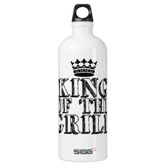 Rey de la parrilla botella de agua