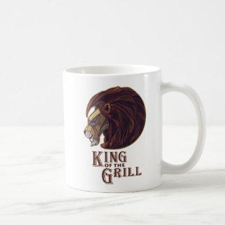 Rey de la parrilla taza