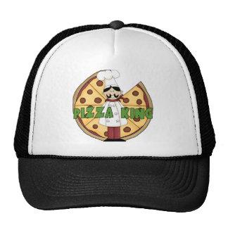 Rey de la pizza gorras