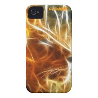 Rey de la selva carcasa para iPhone 4 de Case-Mate