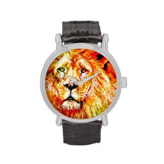 Rey de la selva reloj