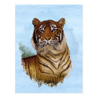Rey de la selva postal