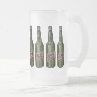 Rey de la taza de cerveza del parque de caravanas