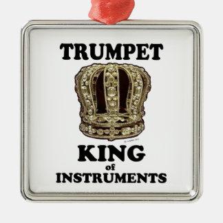 Rey de la trompeta de instrumentos