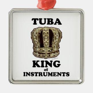 Rey de la tuba de instrumentos