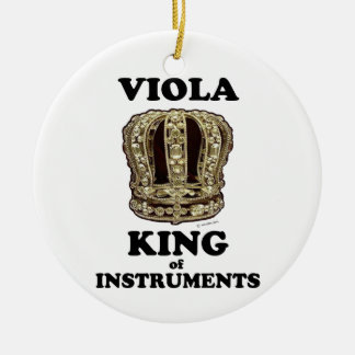 Rey de la viola de instrumentos