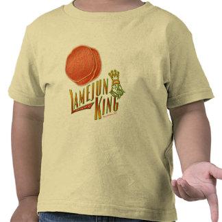 ¡Rey de Lamejun cocinero de la pizza armenia Camisetas