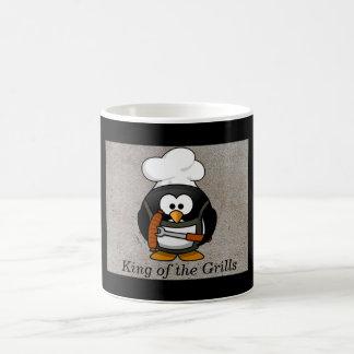 Rey de las parrillas - taza de café