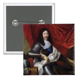 Rey de Louis XIII de Francia y de Navarra Pins