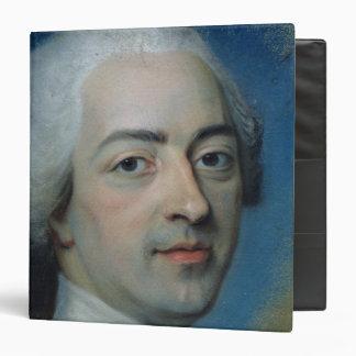 """Rey de Louis XV de Francia y de Navarra, después Carpeta 1 1/2"""""""