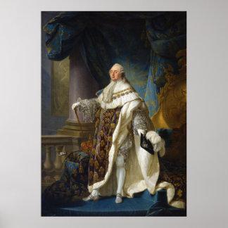 Rey de Louis XVI de Francia y de Navarra (1754-179 Impresiones