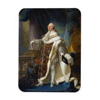 Rey de Louis XVI de Francia y de Navarra Imán De Vinilo