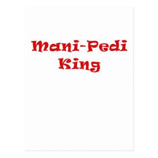 Rey de Mani Pedi Postal