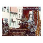 Rey de Rex del carnaval 1983 Tarjetas Postales