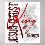 Rey de reyes Canvas Posters