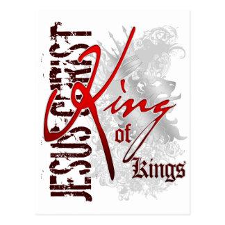 Rey de reyes tarjeta postal