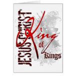 Rey de reyes tarjetón