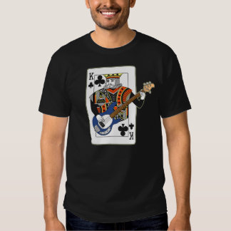 REY de Sting (rayo) Camisas