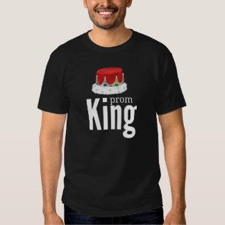 Rey del baile de fin de curso poleras