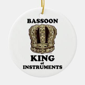 Rey del Bassoon de instrumentos
