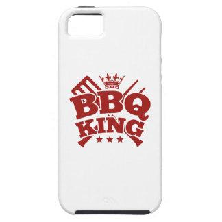 REY DEL BBQ iPhone 5 CARCASA