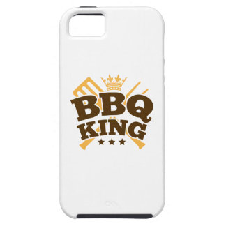 REY DEL BBQ iPhone 5 COBERTURAS
