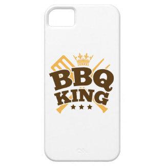 REY DEL BBQ iPhone 5 Case-Mate COBERTURAS