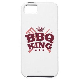 REY DEL BBQ iPhone 5 COBERTURA