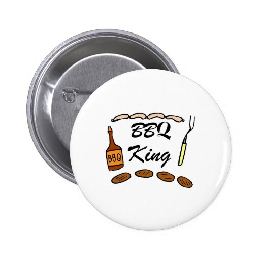 Rey del Bbq Pins